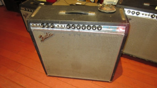 1968 Fender Super Reverb Silverface Very Good