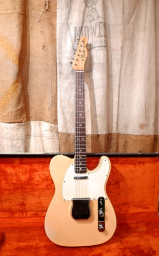 1968 Fender Telecaster Blond, Very Good, Original Hard, $7,650.00