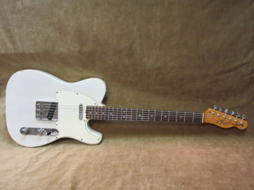1968  Fender Telecaster Blonde Rosewood Board Great Player Tons of Mojo & Vibe! Free US Shipping!