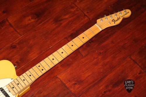 1968  Fender  Telecaster  Blonde with Bigsby
