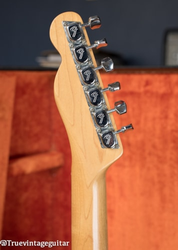 1968 Fender Telecaster Candy Apple Red Metallic