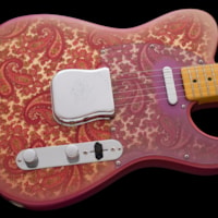 1968 Fender Telecaster Guitar PAISLEY RED