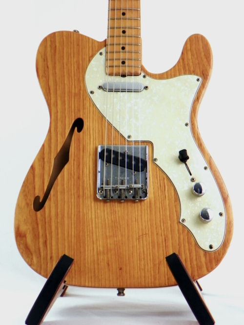 1968 fender telecaster thinline natural guitars electric semi hollow body empire guitars ri. Black Bedroom Furniture Sets. Home Design Ideas