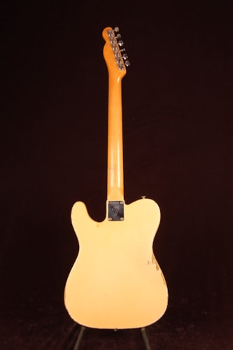 1968 Fender Telecaster White w. factory Bigsby