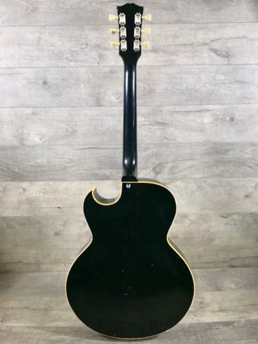 1968 Gibson ES-175 Black, Very Good, Hard