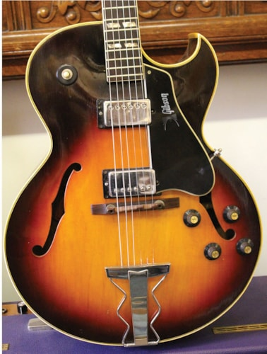 1968 GIBSON  ES-175  Played on Stage at Woodstock