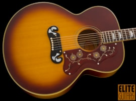 1968 Gibson J-200, Beautiful & Uncirculated w/Pro PHOTOS