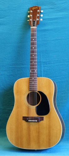 1968 Gibson J-50 Natural, Excellent, Hard
