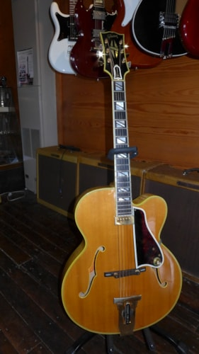 1968 Gibson Johnny Smith Blonde, Mint, Original Hard, $11,000.00
