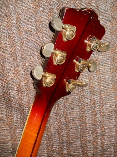 1968 Guild A-500 Sunburst
