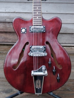 1968 HOFNER Very Thin 4600 EV2