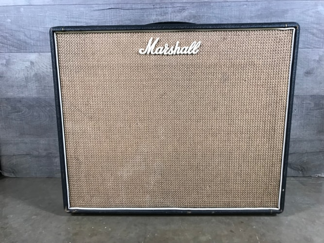 1968 Marshall Popular 2x10 Plexi Combo Very Good
