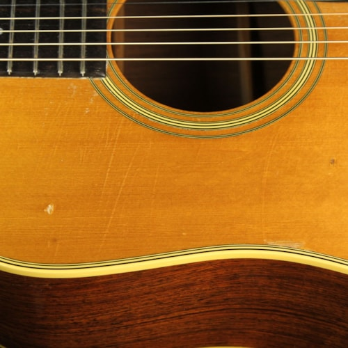 1968 Martin Used 1968 Martin D-28 Dreadnought Acoustic Guitar Natural Excellent, $7,299.00