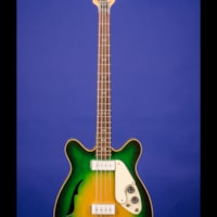 1968 Micro-Frets Thundermaster Bass (Style 1)