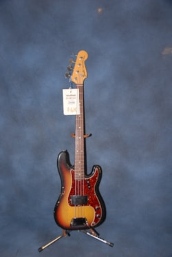 1969 Fender Precision Bass