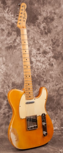 1969 Fender® Telecaster® Blonde, Very Good, Original Hard, $4,950.00