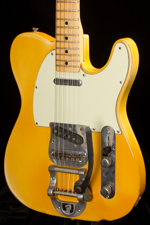 Dhl Customer Service Phone Number >> 1969 Fender Telecaster Blonde > Guitars Electric Solid Body | Rudys Music