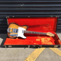 1969 Fender Telecaster with Factory Fit Bigsby