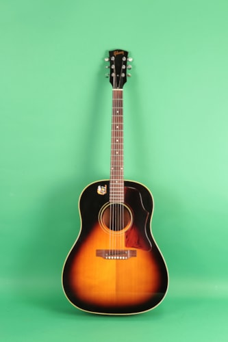 1969 Gibson J 45 Sunburst, Brand New, Original Hard, $2,295.00