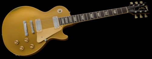 1969 Gibson Les Paul Deluxe Gold Top, Near Mint, Factory Original in every way!