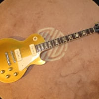 1969 GIBSON LES PAUL STANDARD gold top