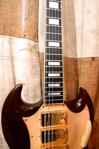 1969 Gibson SG Custom Walnut