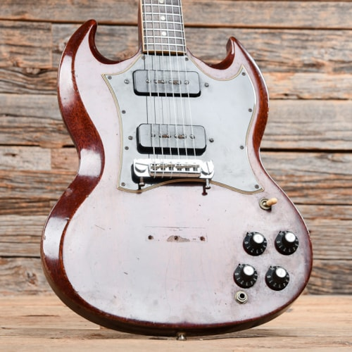 Gibson SG Special Cherry 1969