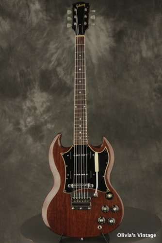1969 Gibson SG SPECIAL faded Cherry with a one piece neck!!!