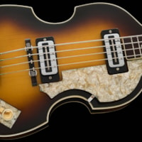 1969 HOFNER 500/1 Violin Bass, A Healthy, Gorgeous Example