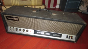 1969 SUNN 2000 S Amplifier Head