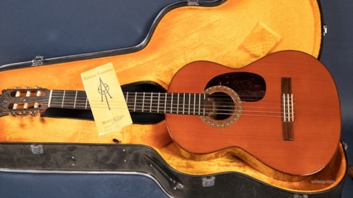 ~1970 Alvarez Yairi Model 5036 Natural