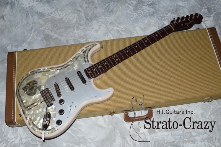 1970 Fender Stratocaster Peal & Abalone Shell Fron, Mint, Call For Price!