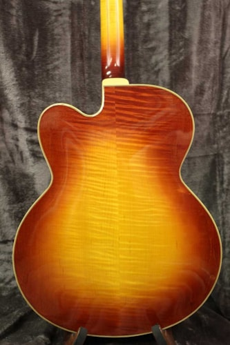 1970 Gibson Johnny Smith Double Sunburst, Very Good, Original Hard case