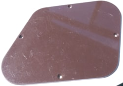 1970 Gibson Les Paul control plate