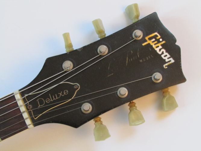1970 Gibson LES PAUL DELUXE Goldtop, Good, Original Hard, Call For Price!