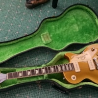 1970 Gibson Les Paul case