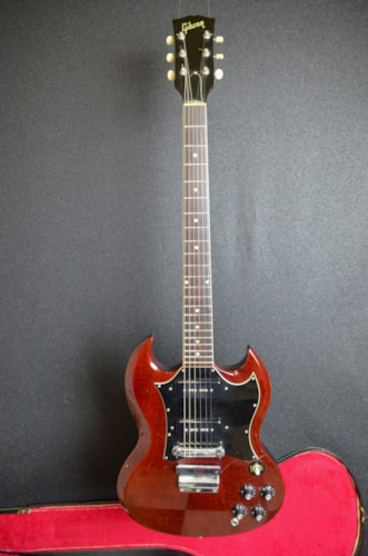 1970 Gibson SG Special Cherry Red