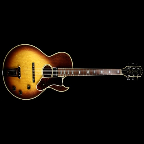 1970 Gibson Used 1970's Gibson Howard Roberts Custom Electric Guitar Sunburst