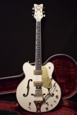 1970 Gretsch White Falcon