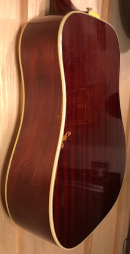 1970 Guild D-40NT Bluegrass Jubilee Natural