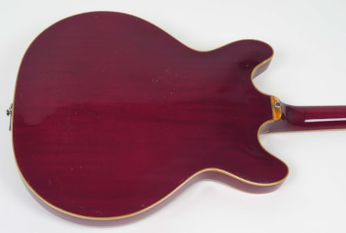 1970 Guild Starfire IV Cherry