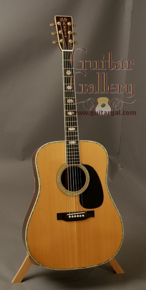 1970 Martin D 41 Indian Rosewood Gt Guitars Acoustic