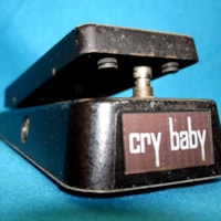 1970 Thomas Organ Co. Cry Baby Wah Model 95-910511