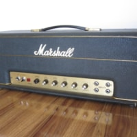 1970 VINTAGE MARSHALL JMP50 SMALLBOX 50W AMP