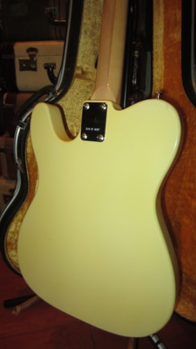 1971 Aria Telecaster® Copy White, Excellent, Original Hard, $599.00