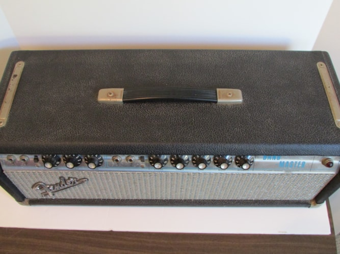 1971 Fender Band-Master Head Fully Serviced VG/EX