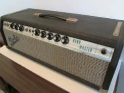 1971 Fender Band-Master Head