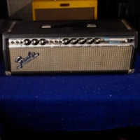1971 Fender Bandmaster Head