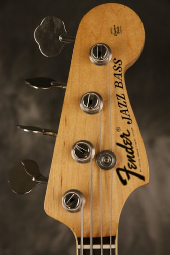 1971 Fender® Jazz Bass®  CLEAN w/original paperwork Sunburst, Excellent, Original Hard, $5,195.00