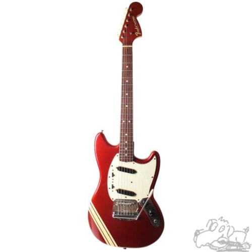 1971 Fender Mustang Candy Apple Red, Brand New, $1,850.00